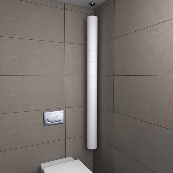 rangement papier toilette original. Black Bedroom Furniture Sets. Home Design Ideas