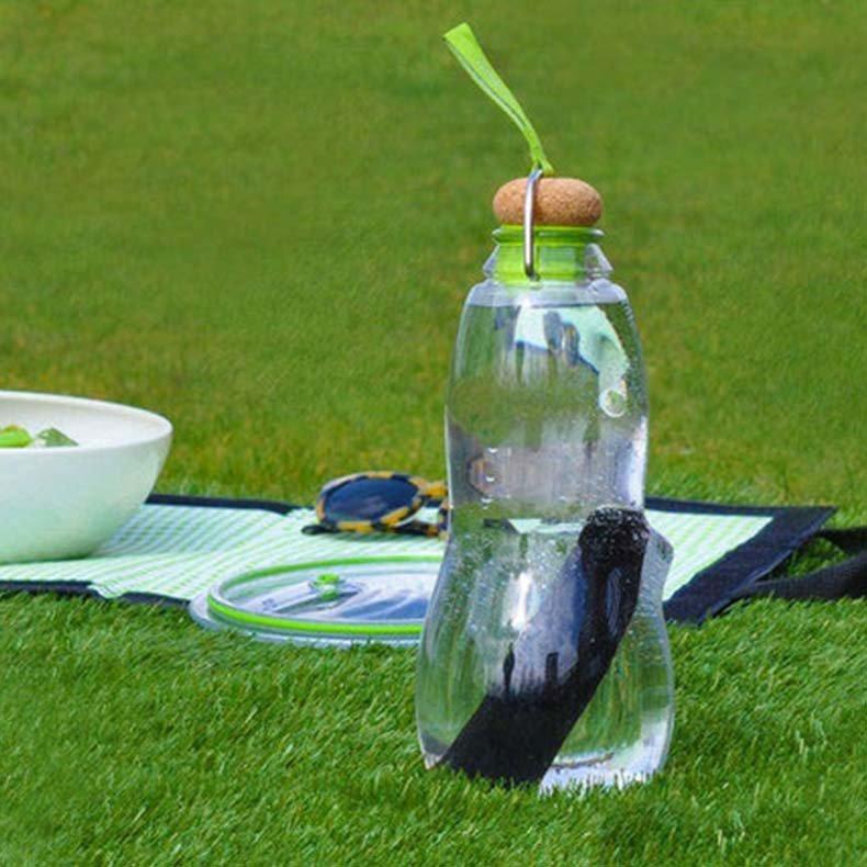 bouteille eau good 0 8l et son charbon actif pour purifier l eau du robinet. Black Bedroom Furniture Sets. Home Design Ideas