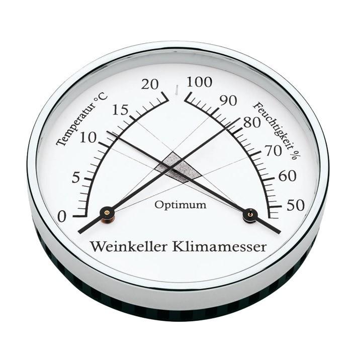 products thermometre hygrometre de cave analogique barigo