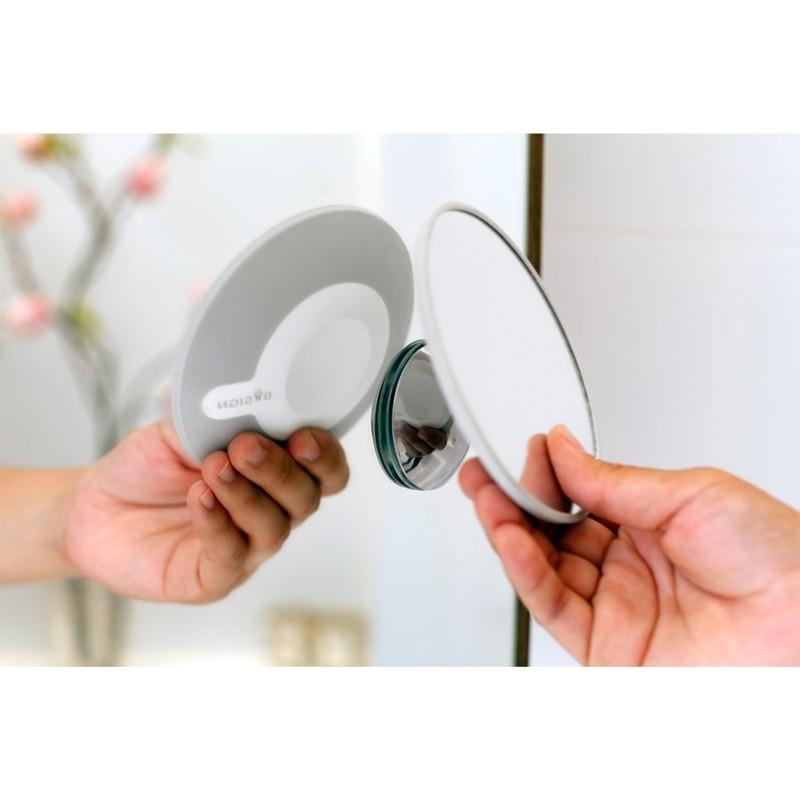 Miroir Grossissant Magnetique Amovible A Ventouse Bosign Lapadd Com