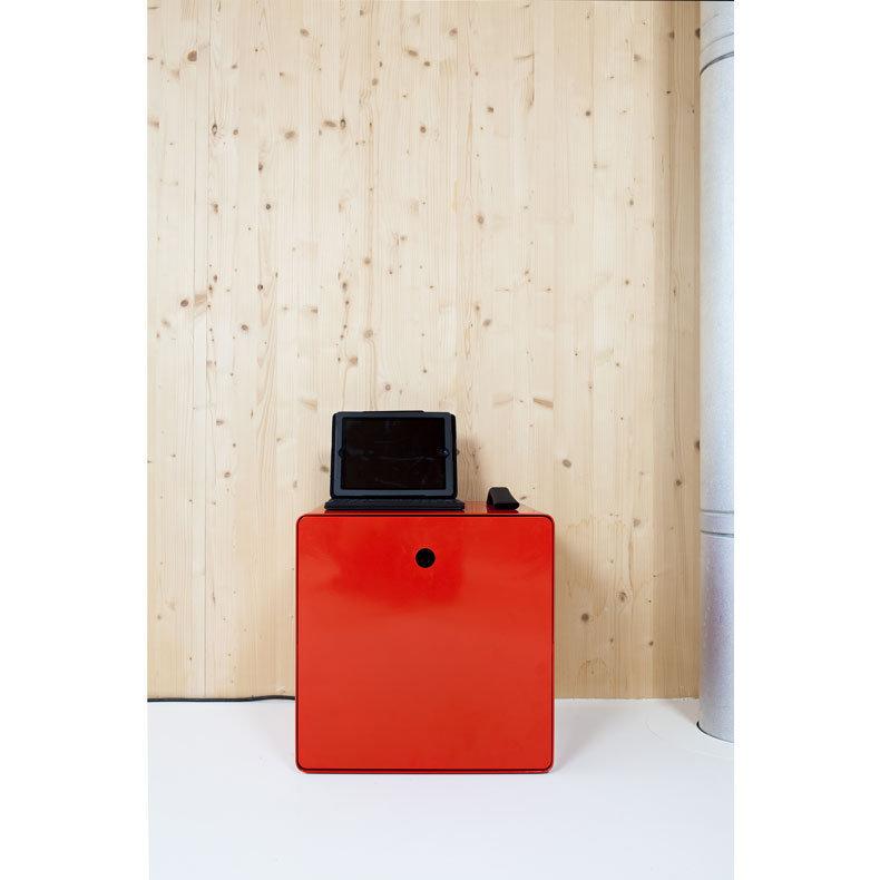 Meuble pour ordinateur portable meuble pliant pour for Meuble pour ordinateur portable et imprimante