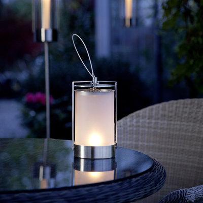 Zoom - une lanterne à bougie élégante et pratique