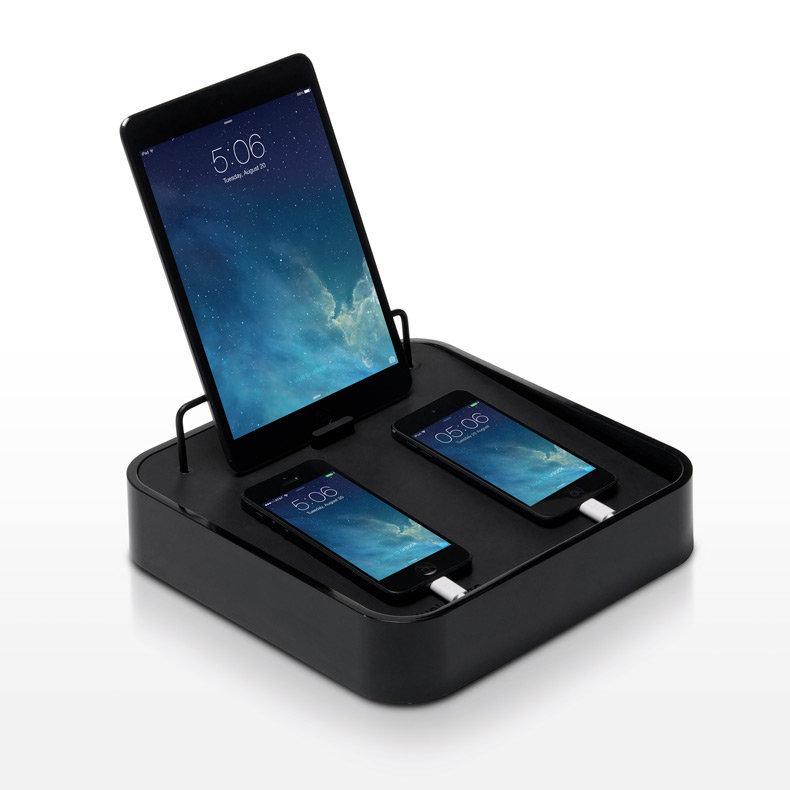Station De Charge Pour Smartphones Tablettes Blue Lounge