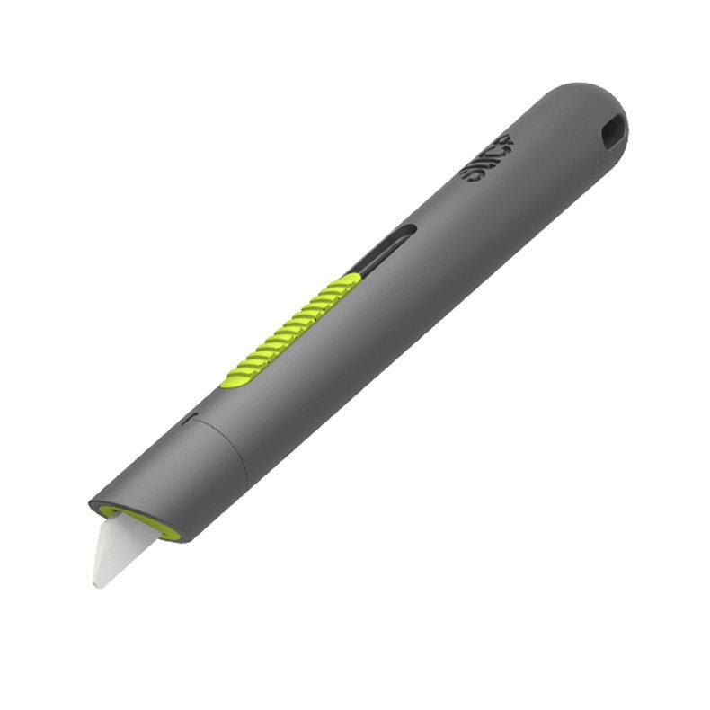 cutter de s curit lame c ramique slice pen cutter autor tractable. Black Bedroom Furniture Sets. Home Design Ideas