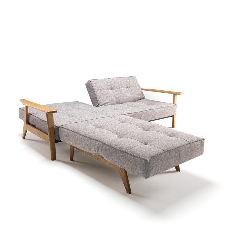 Fauteuils modulaires de luxe splitback frej eik for Fauteuil canape lit