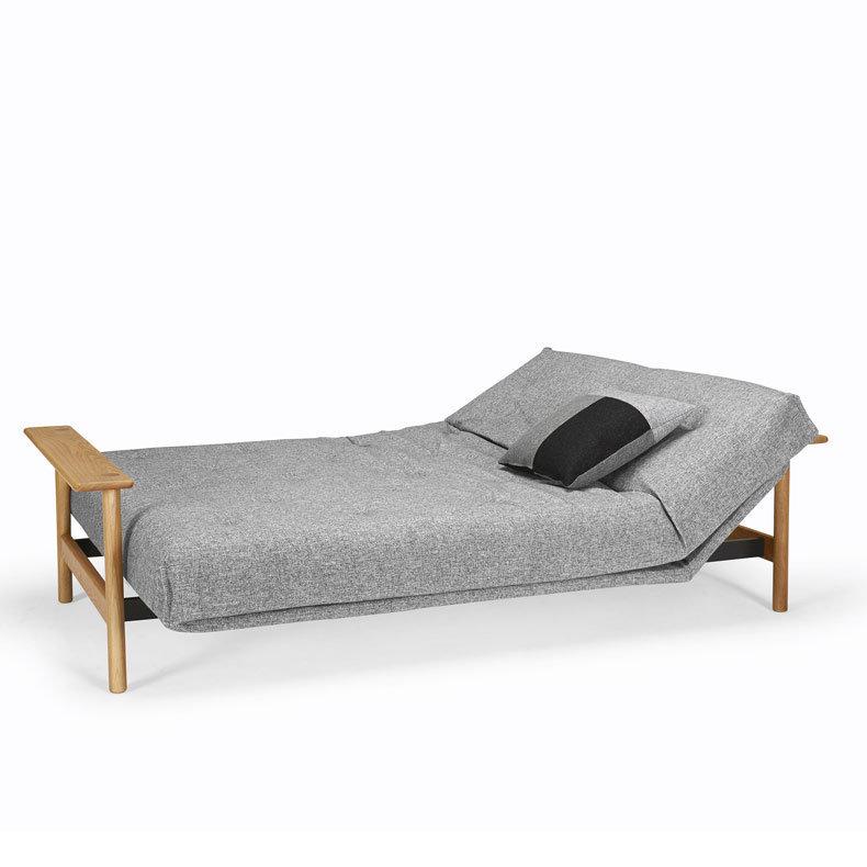 canapé lit clic clac de luxe BALDER Innovation Living DK