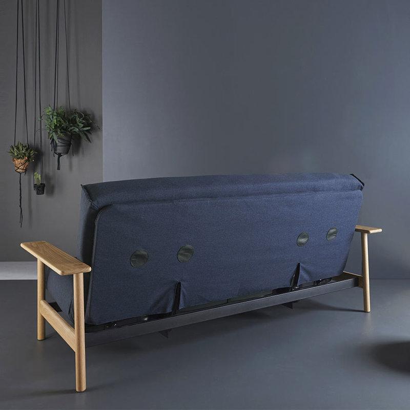 Canap lit clic clac de luxe balder innovation living dk for Canape lit clic clac