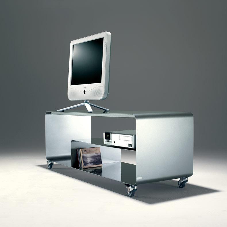 grand meuble TV  buffet ouvert Mobile Line R111N  Müller Möbelfabrikation  -> Grand Meuble Tv
