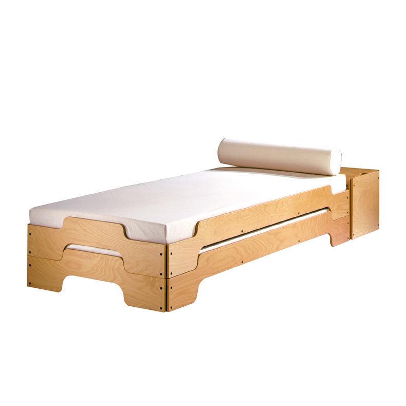lit empilable m ller m bel finition h tre design rolf. Black Bedroom Furniture Sets. Home Design Ideas