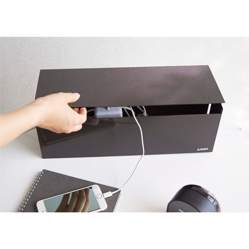 Boites A Cables Et Prises Multiples Web Cable Box Yamazaki Lapadd Com