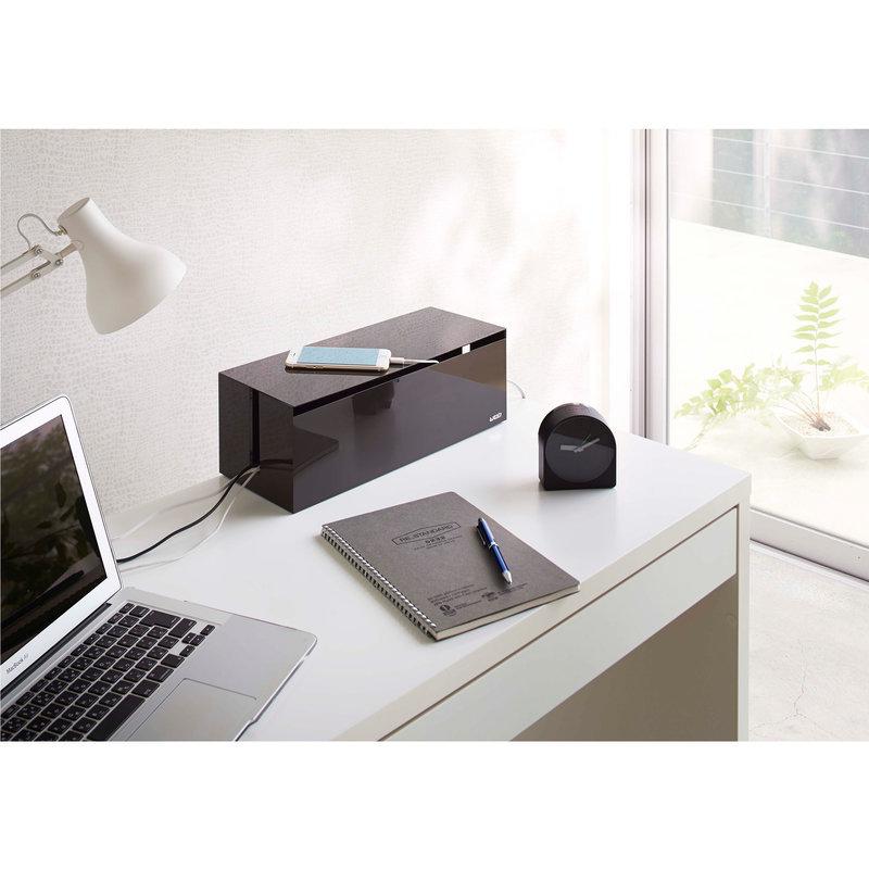 boite pour cacher les cables. Black Bedroom Furniture Sets. Home Design Ideas
