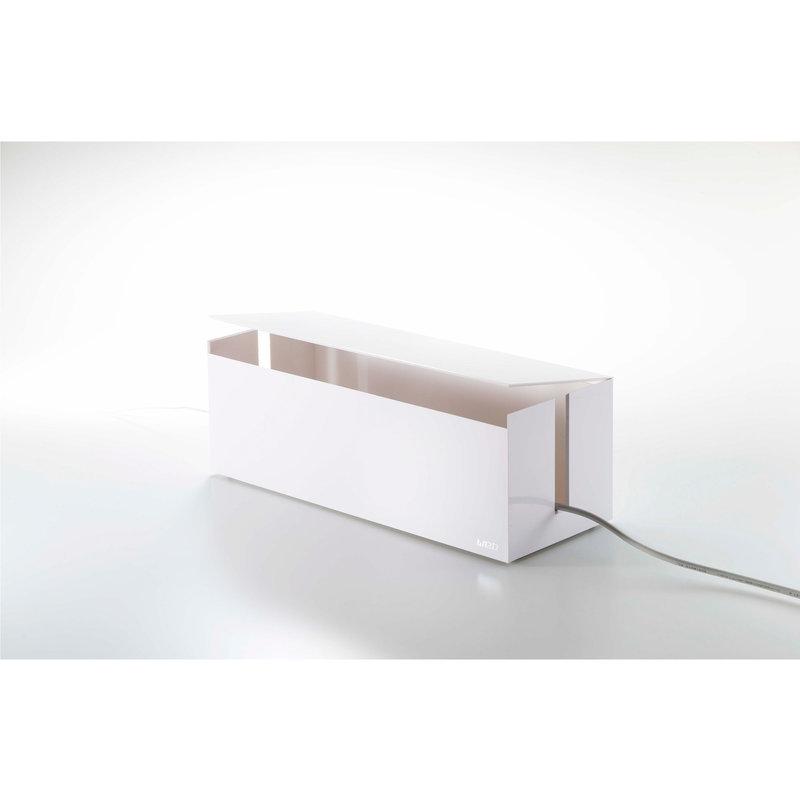 Boites À Câbles Et Prises Multiples Web Cable Box - Yamazaki