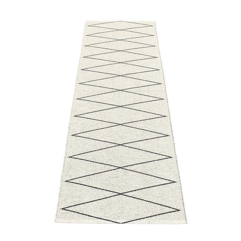 max tapis long tapis de couloir pappelina black. Black Bedroom Furniture Sets. Home Design Ideas