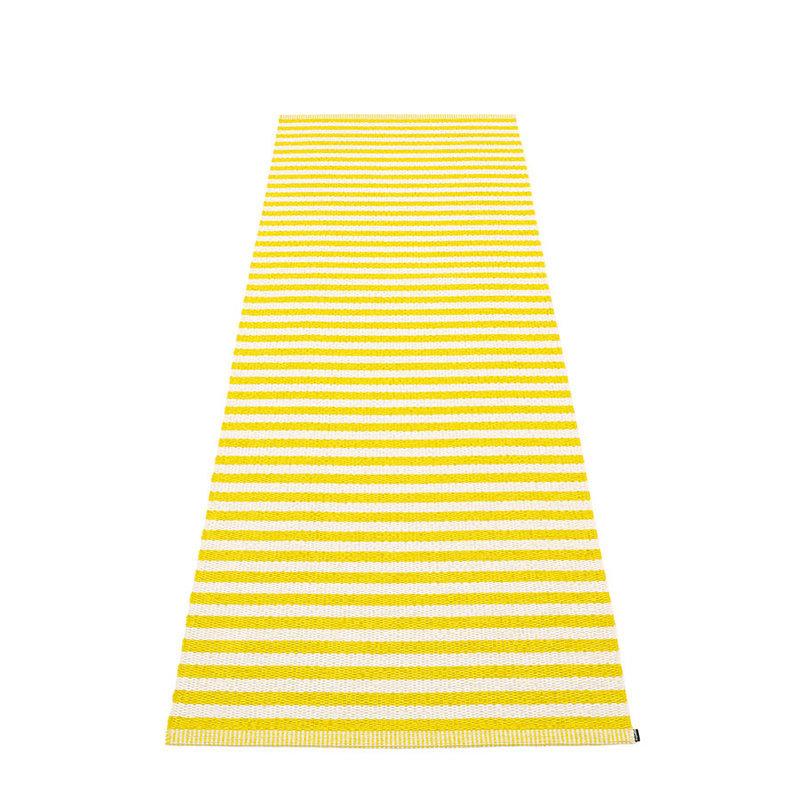 Duo tapis long tapis de couloir largeur 85cm pappelina - Largeur couloir maison ...