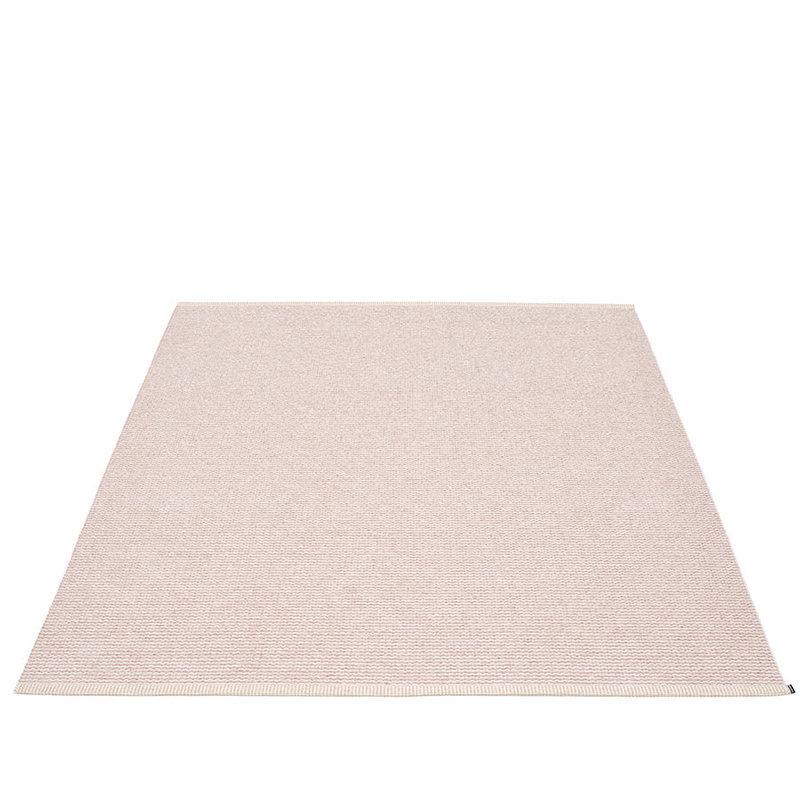 mono grand tapis pappelina pale rose. Black Bedroom Furniture Sets. Home Design Ideas