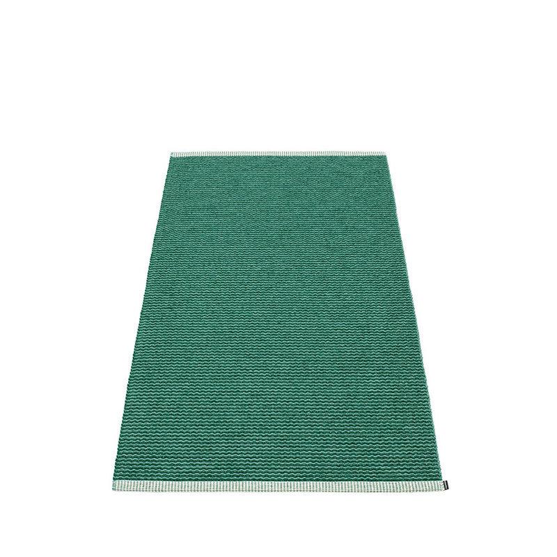mono tapis long tapis de couloir largeur 85cm pappelina dark green. Black Bedroom Furniture Sets. Home Design Ideas