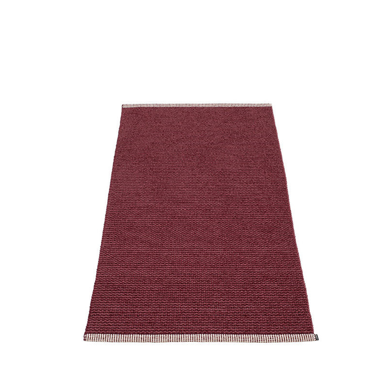 Mono tapis long tapis de couloir largeur 85cm pappelina for Tapis pour long couloir