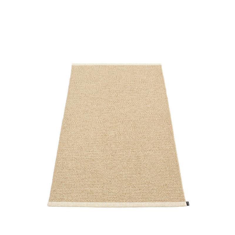 mono tapis long tapis de couloir largeur 85cm pappelina beige. Black Bedroom Furniture Sets. Home Design Ideas