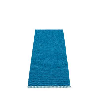 mono tapis long tapis de couloir largeur 60cm pappelina petrol. Black Bedroom Furniture Sets. Home Design Ideas