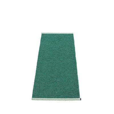 mono tapis long tapis de couloir largeur 60cm pappelina dark green. Black Bedroom Furniture Sets. Home Design Ideas