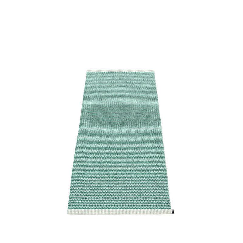 mono tapis long tapis de couloir largeur 60cm pappelina jade. Black Bedroom Furniture Sets. Home Design Ideas