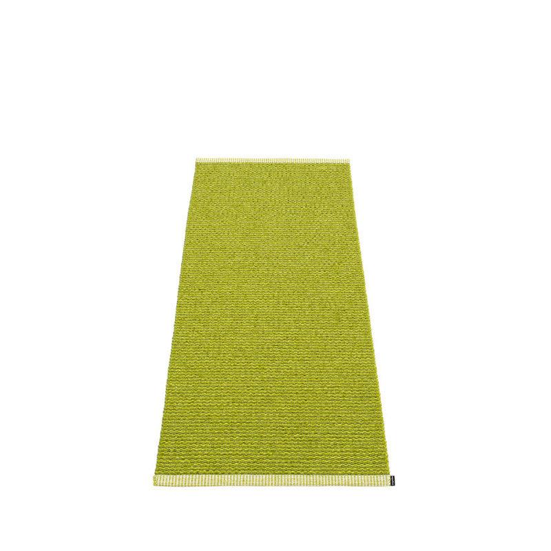 mono tapis long tapis de couloir largeur 60cm pappelina olive. Black Bedroom Furniture Sets. Home Design Ideas