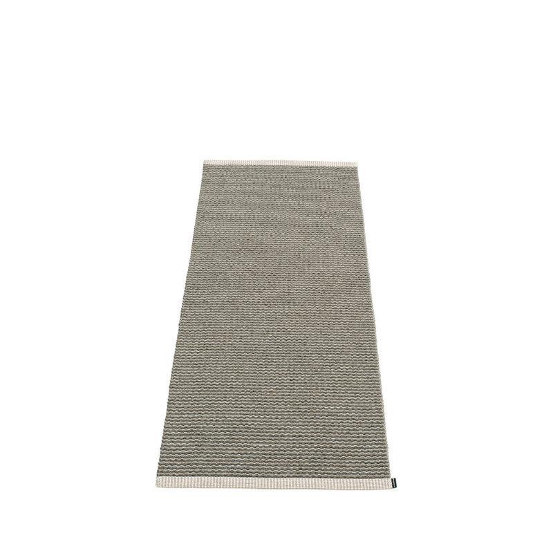 Mono tapis long tapis de couloir largeur 60cm pappelina - Largeur couloir maison ...