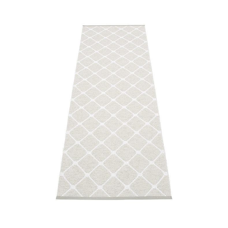 Super REX - tapis long, tapis de couloir Pappelina - FOSSIL GREY  ET09