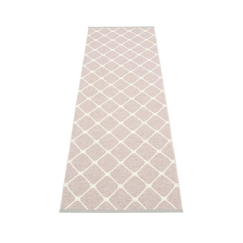 rex tapis long tapis de couloir pappelina pale rose. Black Bedroom Furniture Sets. Home Design Ideas