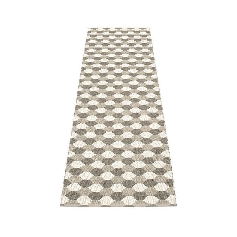 dana tapis long tapis de couloir pappelina dark mud. Black Bedroom Furniture Sets. Home Design Ideas