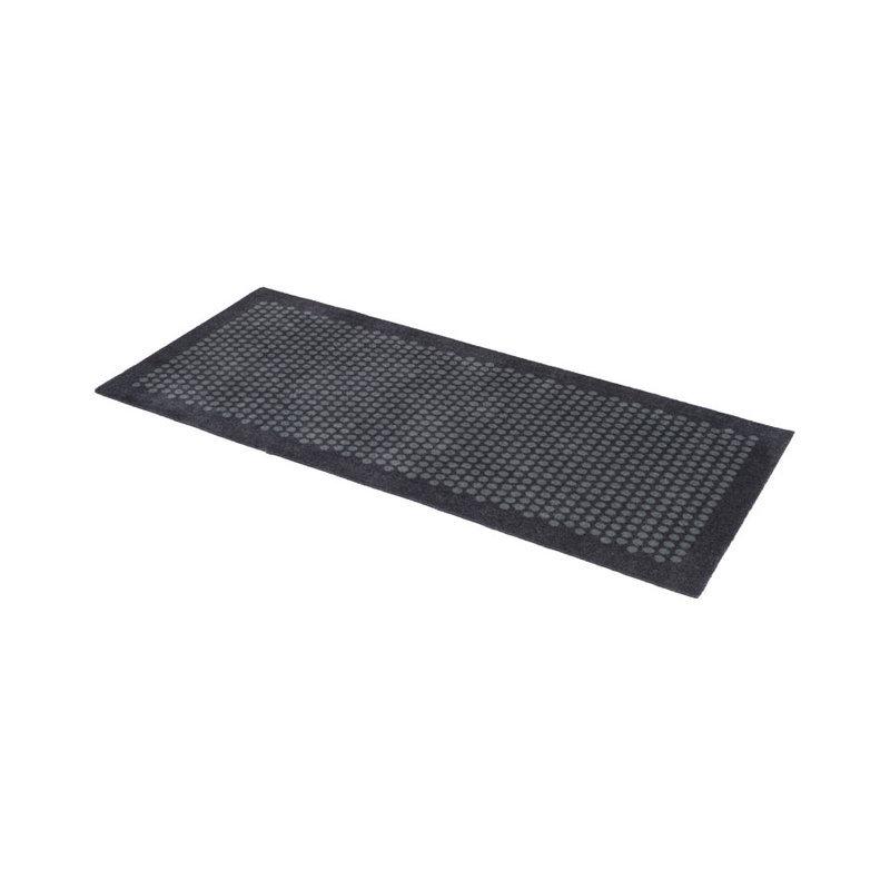 paillasson gris vidaxl tapis duentre en pvc gris x cm with paillasson gris cheap tapis faro. Black Bedroom Furniture Sets. Home Design Ideas