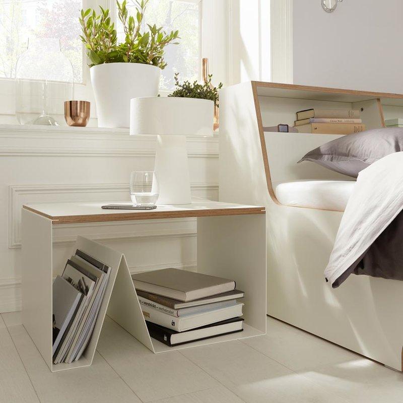 Table d appoint table basse table de chevet pulse - Table de chevet basse ...