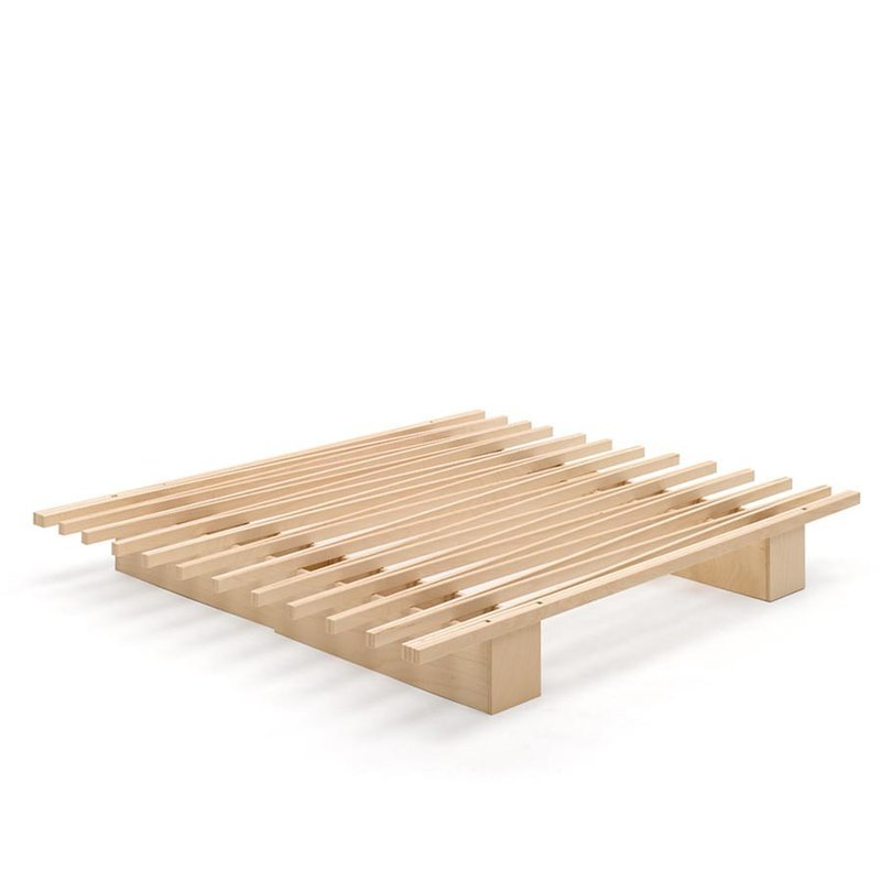 sommier en h tre largeur ajustable de 90 180cm mod le v tojo. Black Bedroom Furniture Sets. Home Design Ideas