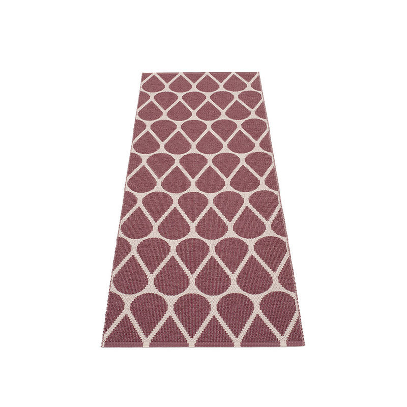 otis tapis long tapis de couloir pappelina rose taupe. Black Bedroom Furniture Sets. Home Design Ideas