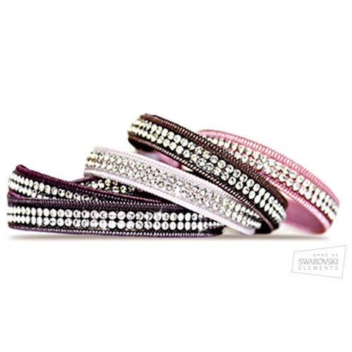 Bracelets Full 2 rangs sur élastique par Les interchangeables pour  Comptoir des Filles