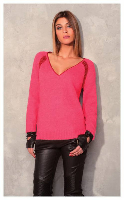 a5e77174f20bd Pulls - Gilets - Tops maille - Hiver 2013 14 - CpourL