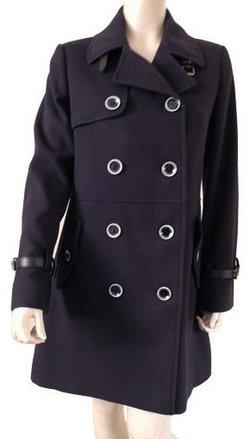 manteau laine aspect cachemire cpourl. Black Bedroom Furniture Sets. Home Design Ideas