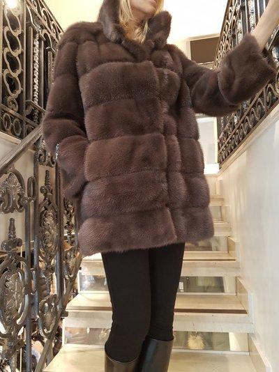 Veste et manteau fourrure