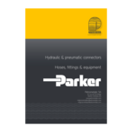 Parker hydraulic & pneumatic connectors