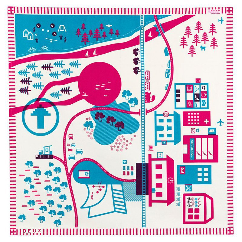 Tapikid Play Mat For Children That Works With All Toys