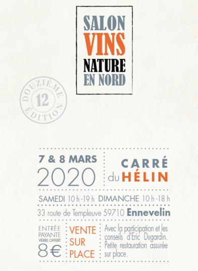 foto de Vins Nature en Nord - Lille - 7 & 8 Mars 2020 - Château Moulin Pey ...