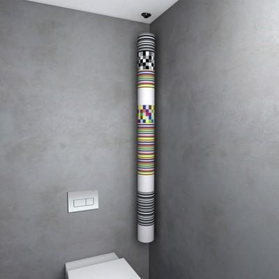 Idées Déco : Des Toilettes Plus Fun - Lapadd.Com