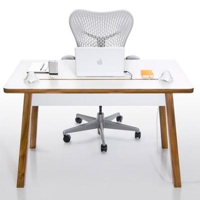 Studiodesk de bluelounge le bureau ultime - Deco lounge epure ...