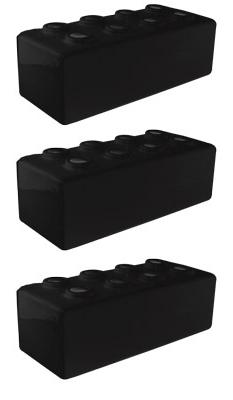 Frais de port offerts sur l humidificateur lego noir - Humidificateur de radiateur ...