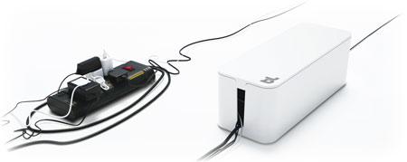 La Boîte à Câbles Et Chargeurs Bluelounge Cable Box