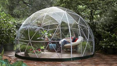 jardin d hiver auvent d t serre g od sique garden igloo mod le 2015. Black Bedroom Furniture Sets. Home Design Ideas