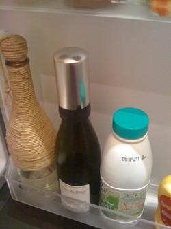 Pulltex Vacuum Wine Pump And Stopper Lapadd