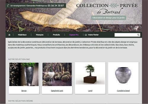 Boutique Design En Ligne créer site déco - création de boutique en ligne de déco avec ugal