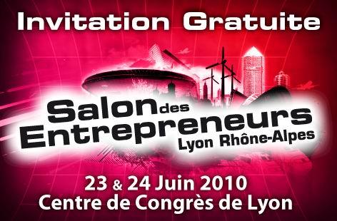 Ugal au salon des entrepreneurs lyon 2010 ugal for Salon des entrepreneurs 2016