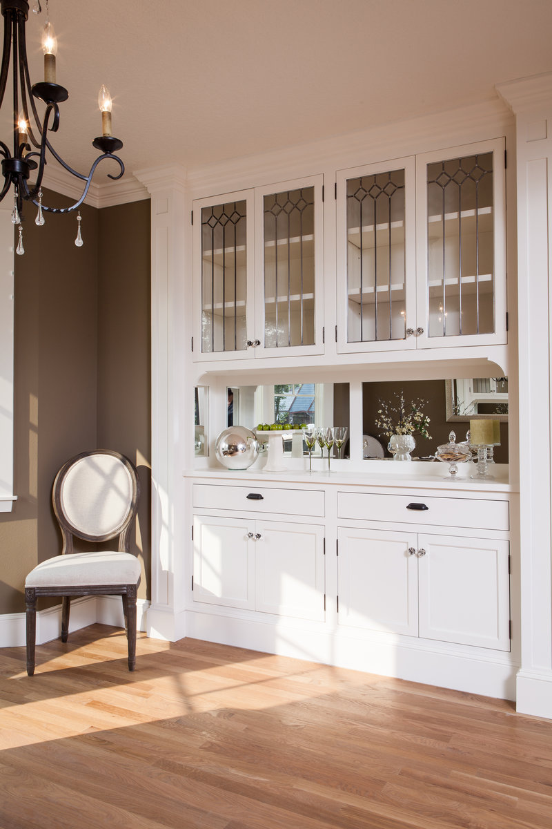 Portland Cabinets Mid Century Cabinets Portland Craftsman Cabinets Portland Custom Built Ins